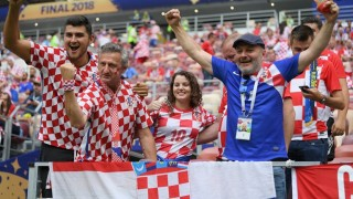 """Феновете на Хърватия: Никакви """"петли""""! Бием с 2:0 и ще тичаме до родината си!"""