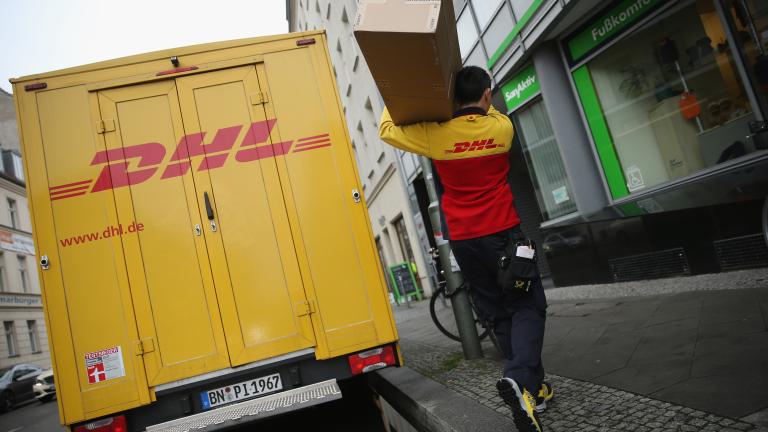 Лидерът на логистичния пазар в Европа DHL отвори нова база