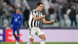Киеза подобри рекорд за най-бърз гол в Шампионската лига