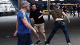 Хулиган с нож изправи на крака властите в Лион