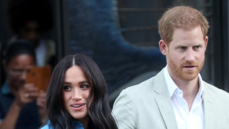 Това ли ще е новият дом на Хари и Меган в САЩ