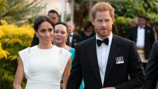 Хари и Меган стават конкуренция на кралицата