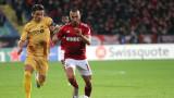 ЦСКА спази негативна традиция в Европа