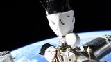 Рутинно: Товарният космически кораб SpaceX Dragon се завърна от МКС