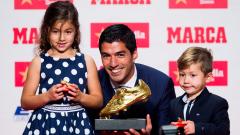 Луис Суарес: Английският футбол има, може би, повече достойнства от испанския