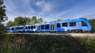 Германия е първата държава в света с влакове на водород