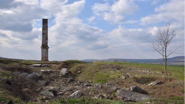 Най-високият паметник от римската епоха в България - Лесичерският стълб,