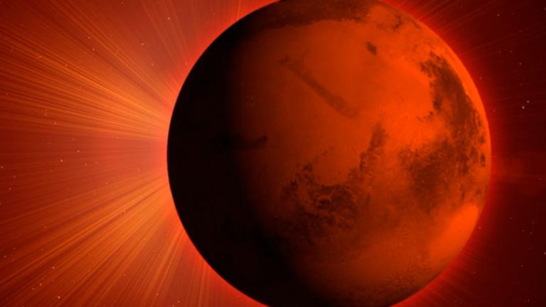 Марс в Рак