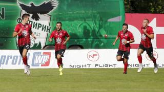 Локомотив (София) прекъсна победната серия на Пирин