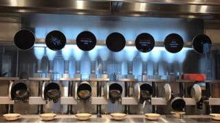Първата в света кухня без готвачи