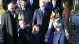 Принц Уилям, Кейт Мидълтън и как принцеса Шарлот стана звездата на кралската Коледа