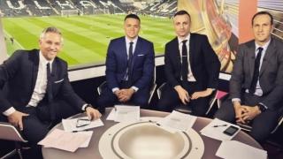 Димитър Бербатов проговори за футболното си бъдеще в студиото на BBC