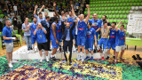 Левски Лукойл победи Балкан (Ботевград) с 86:85 и триумфира с титлата на България