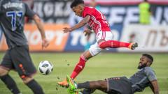 Енрике Рафаел остава извън сметките на ЦСКА и през тази седмица