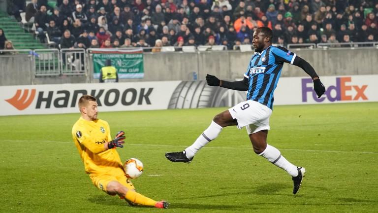 Лудогорец бе отстранен от италианския гранд Интер в Лига Европа.