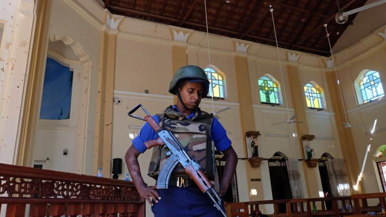 МВнР: Българите в Шри Ланка да избягват места на религиозни прояви