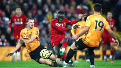 Уулвърхемптън - Ливърпул 0:1, Джордан Хендерсън откри за гостите