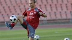 """""""Червения динамит"""" готов за ЕВРО 2012"""