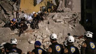 """Русия и Сирия настояват """"Белите каски"""" да се махат от Сирия"""
