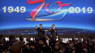 Си Дзинпин призовава за военноморско сътрудничество в света