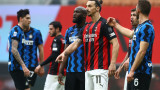 Проблем за Милан: Златан е аут за мача с Манчестър Юнайтед