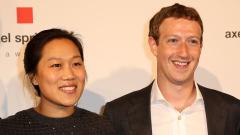 Как харчат милиардите си Марк Зукърбърг и Пресила Чан?