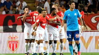 Монако разкъса Страсбург с 3:0