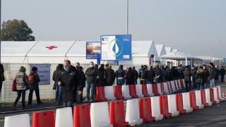 Италия удължава ограниченията за COVID-19 до 27 март