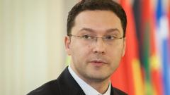 Даниел Митов не е предлаган за външен министър