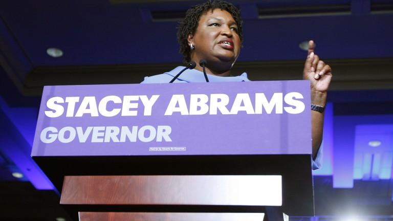 Демократът Стейси Ейбрамс призна своето изборно поражение, предаде Си Ен