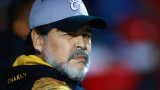 Диего Марадона претърпя успешна мозъчна операция