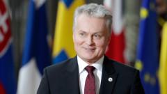 Литовският президент успокоява съседите, че войските на НАТО са само за отбрана