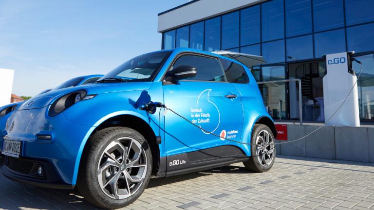 Компанията зад завода за електромобили у нас готви дебют за €2 милиарда на борсата