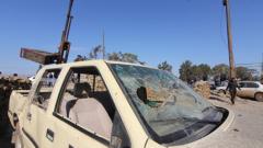 Отвлякоха посланика на Йордания в Либия