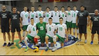 Войн Войнов реализира 12 точки за втория успех на юношите до 17 години в Истанбул