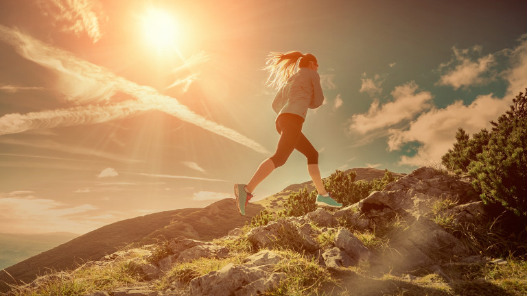 Какво трябва да знаем преди да тичаме в планината