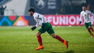 Галин Иванов: Нямам търпение за мача срещу Англия