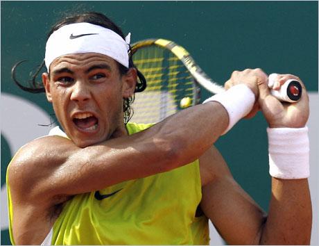 Надал отново победи Федерер