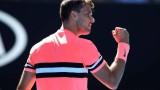 Григор Димитров се справи лесно с Андрей Рубльов и е на 1/2-финал в Ротердам