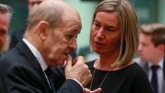 ЕС не е и няма да се превърне във военен съюз, отсече Могерини