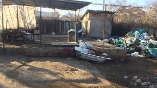 Установиха незаконно горене на отпадъци в промишлената зона в Русе