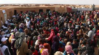 """САЩ изпуснаха хуманитарната операция за спасение на хората от лагера """"Ер-Рукбан"""""""