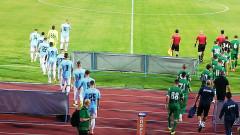 Ботев (Враца) - Дунав 1:0, гол на Домовчийски