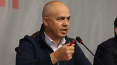 Свиленски изпрати подкрепящите Гергов да протестират пред централата на ГЕРБ