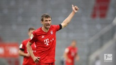 Томас Мюлер: Искам да имаме най-добрия състав за следващия сезон