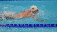 Любомир Епитропов е на полуфинал на 200 метра бруст в Токио
