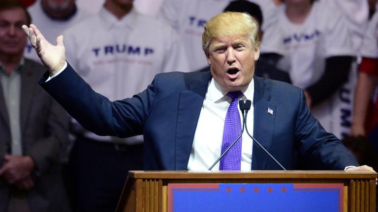 Президентът Доналд Тръмп заяви, че САЩ са