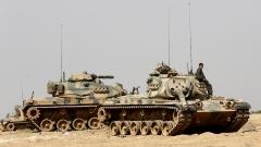 Турция прати още танкове в Сирия