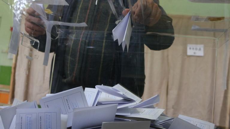 5,16 процента избирателна активност в София към 10 часа