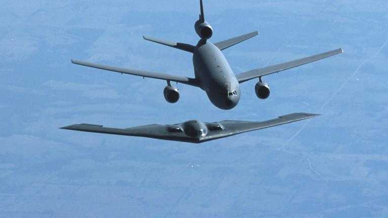 САЩ разположиха бомбардировачи B-2 в Европа